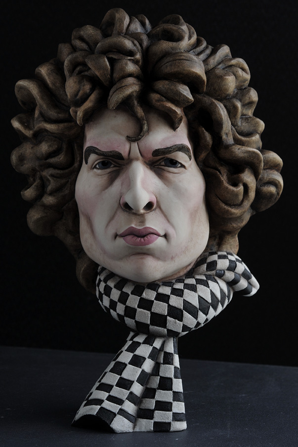 Bob Dylan Bust *6-8 week delay*