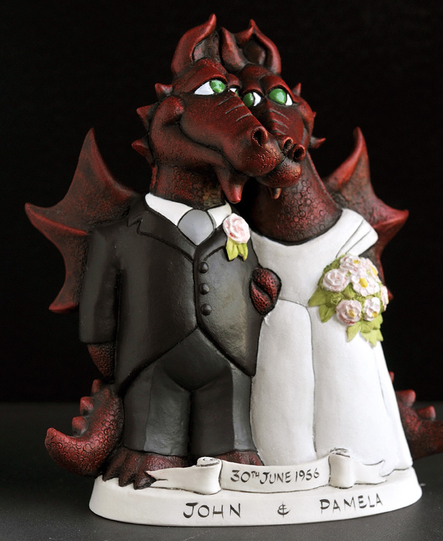 Wedding Dragons