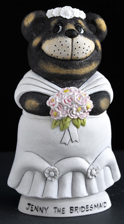 Bridesmaid Bear