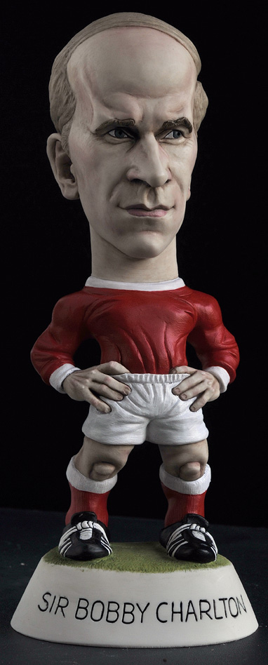 "9"" Man U Bobby Charlton *6-8 week delay*"