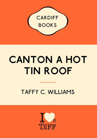 Canton A Hot Tin Roof Card