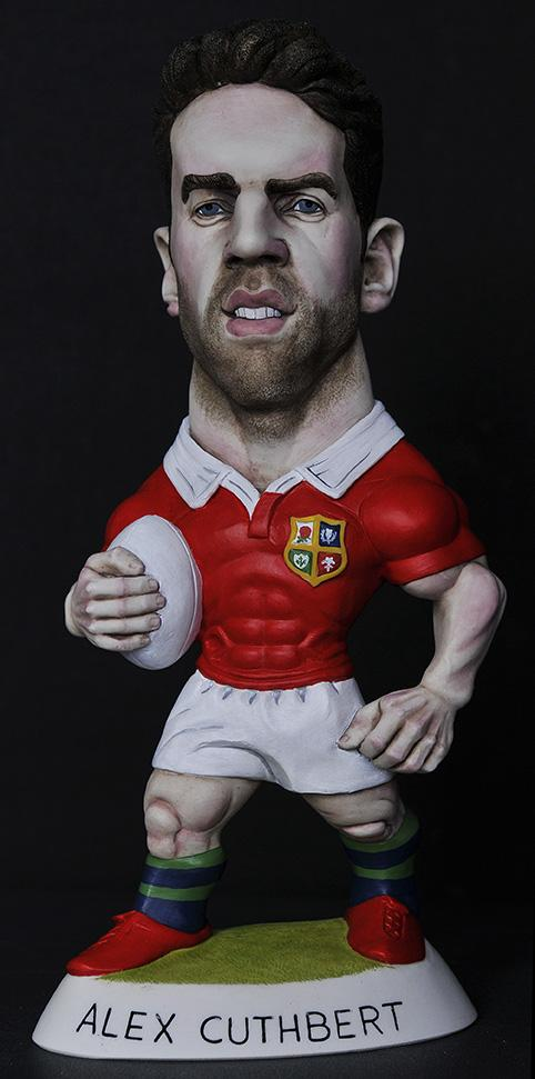 "9"" 2013 Lions Alex Cuthbert *Not Available 4 Xmas*"