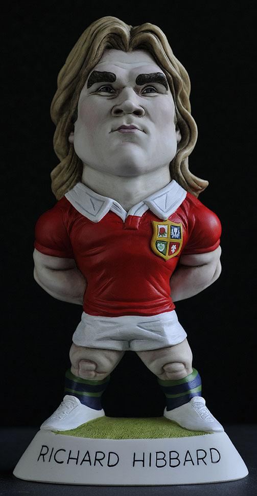 "9"" 2013 Lions Richard Hibbard"