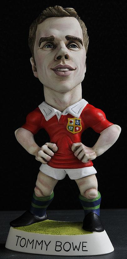 "9"" 2013 Lions Tommy Bowe"