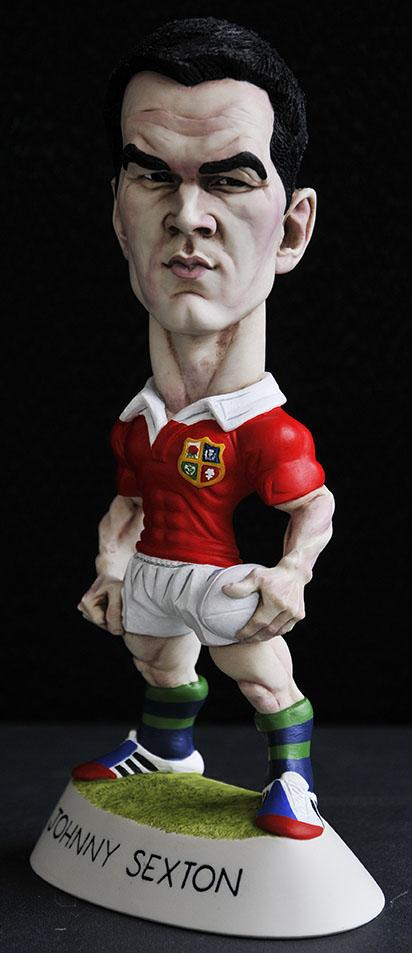 "9"" 2013 Lions Johnny Sexton"