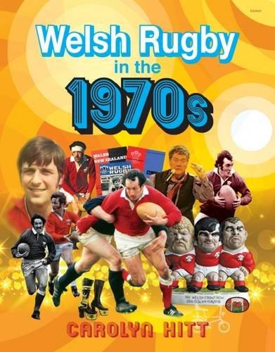 Welsh Rugby In The 1970's Book