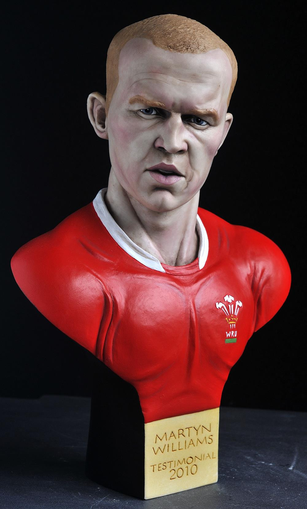 Martyn Williams Bust *Contact 2 Order*