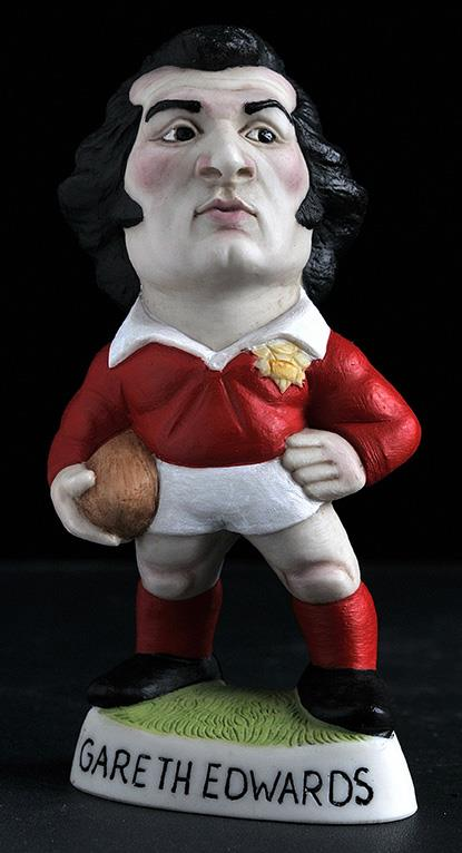 Mini Gareth Edwards