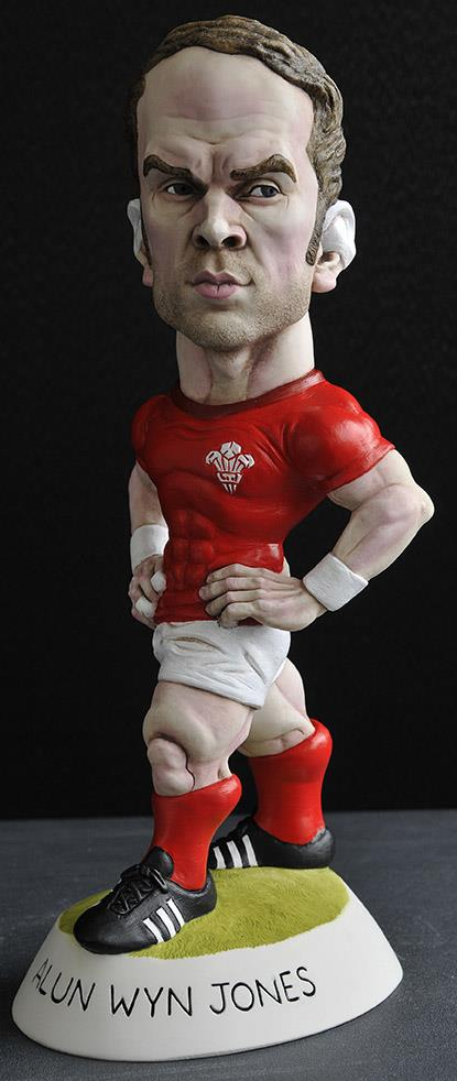 "9"" Alun Wyn Jones"
