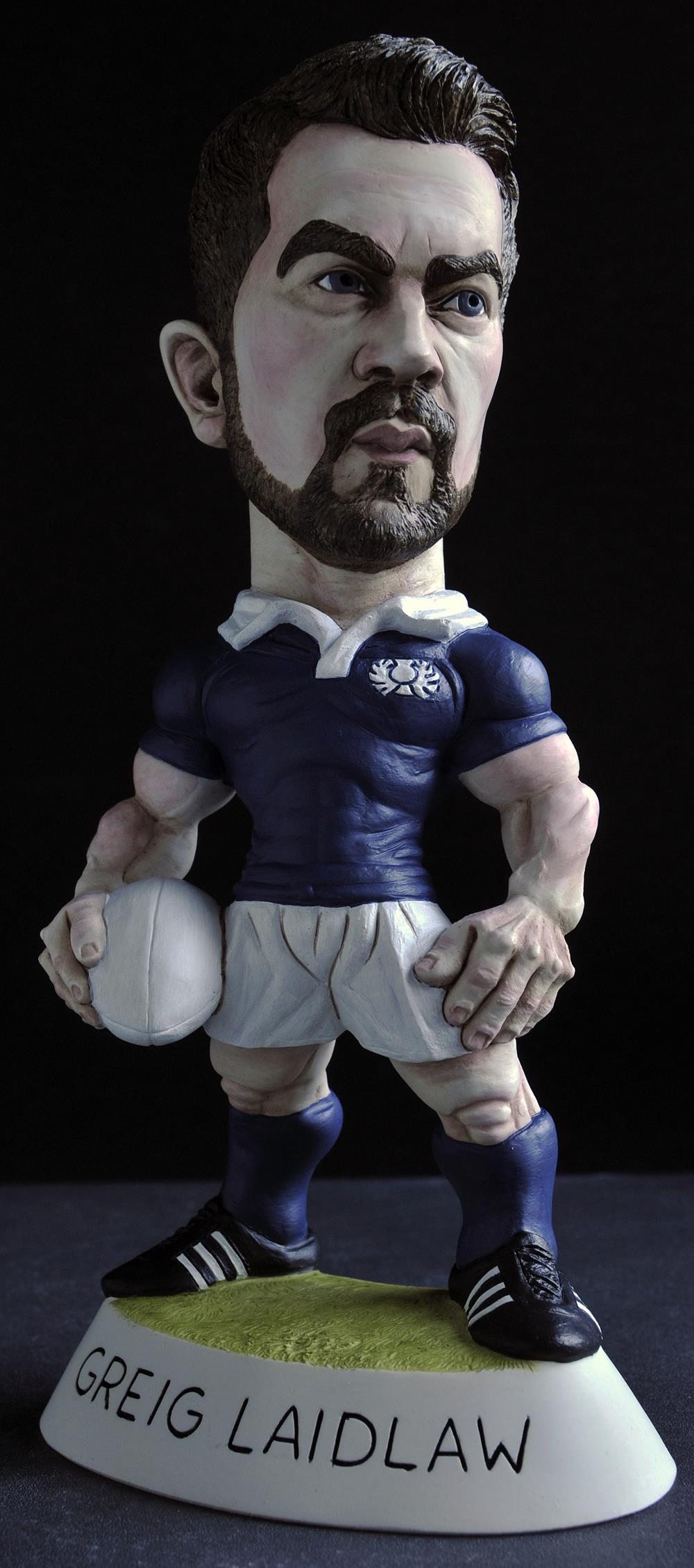 "9"" Greig Laidlaw *Not Available 4 Xmas*"