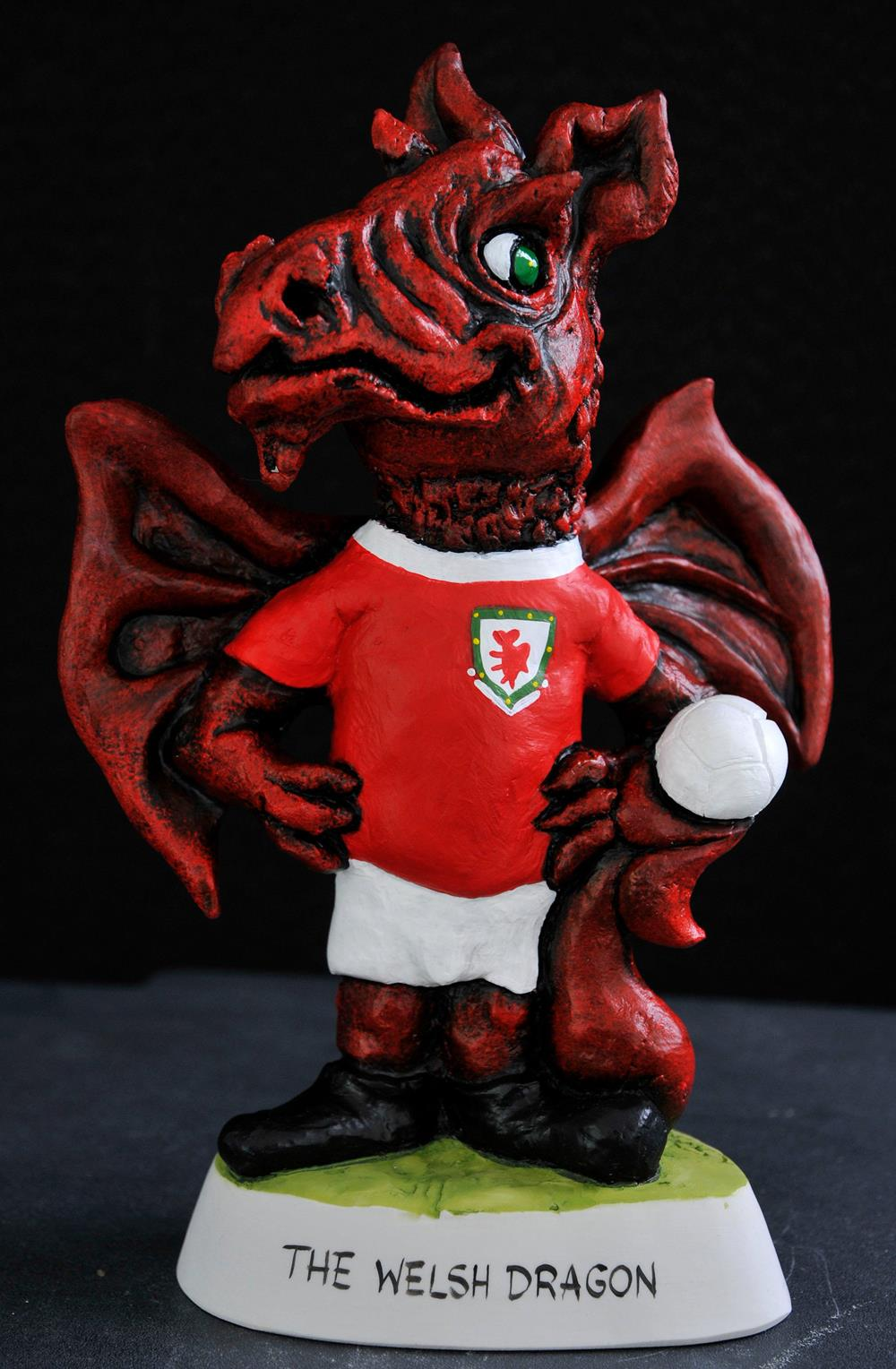 Welsh Football Dragon