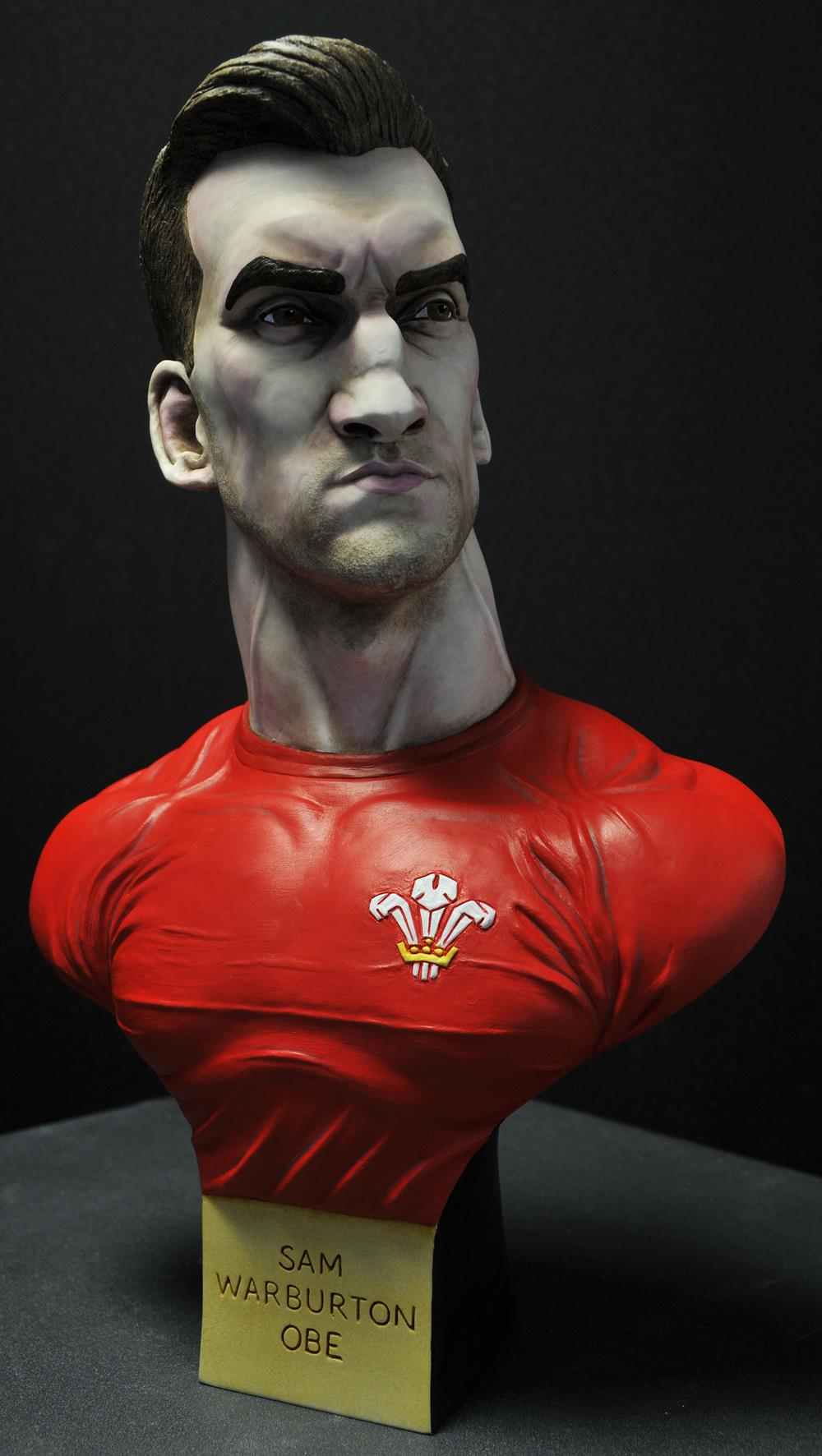 Sam Warburton Wales Bust *6-8 week delay*
