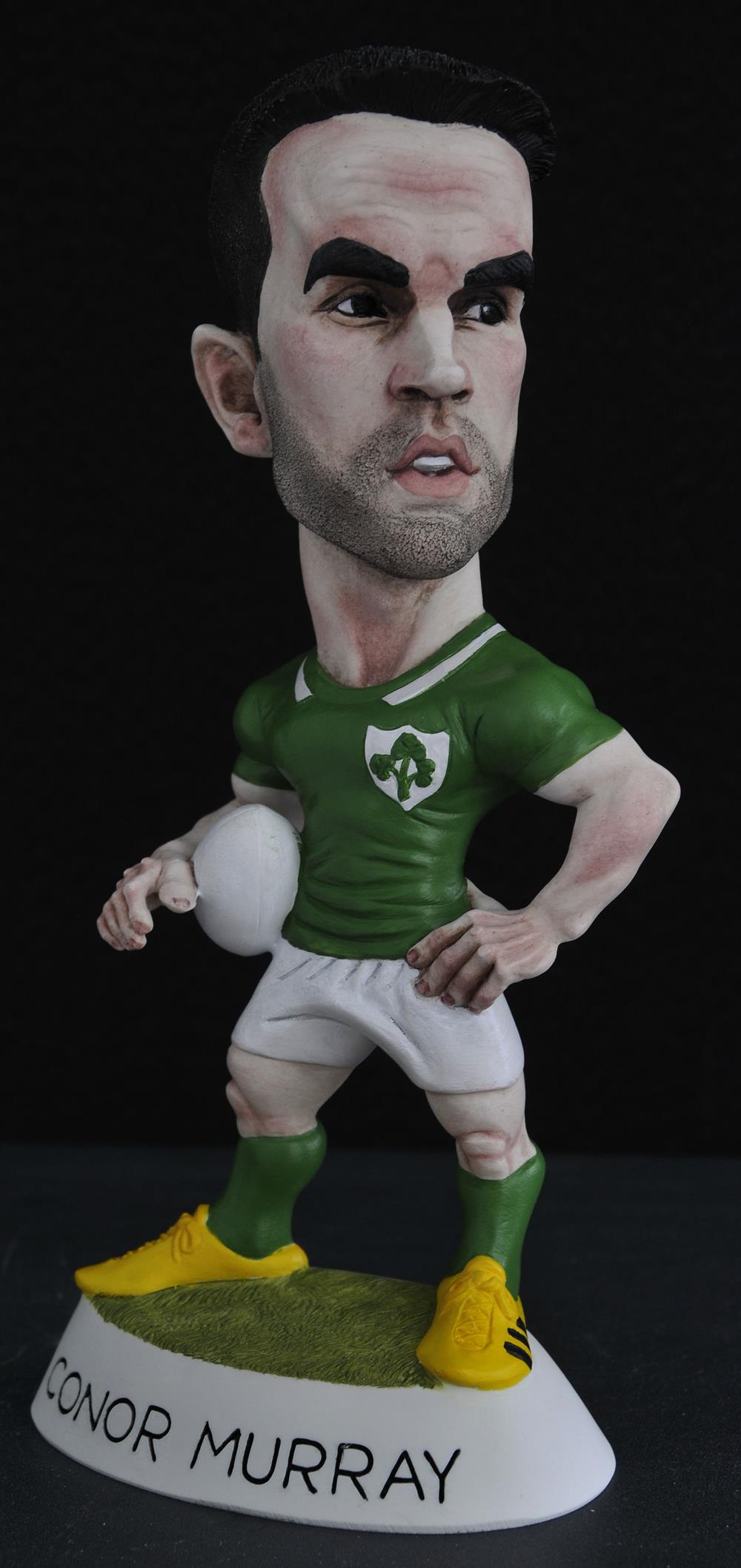 "9"" Irish Conor Murray"