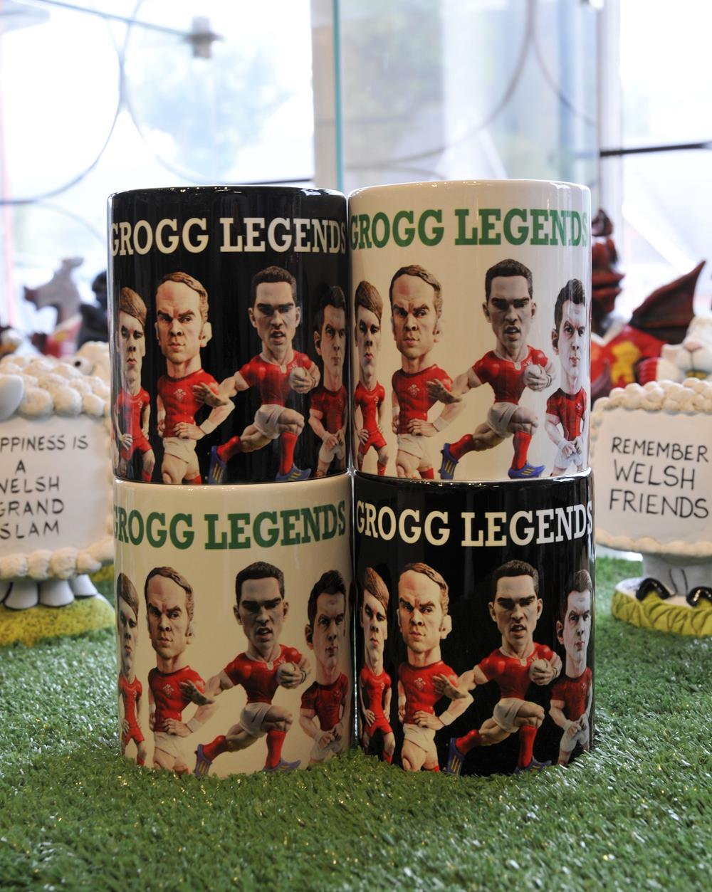 Grogg Legends Mug