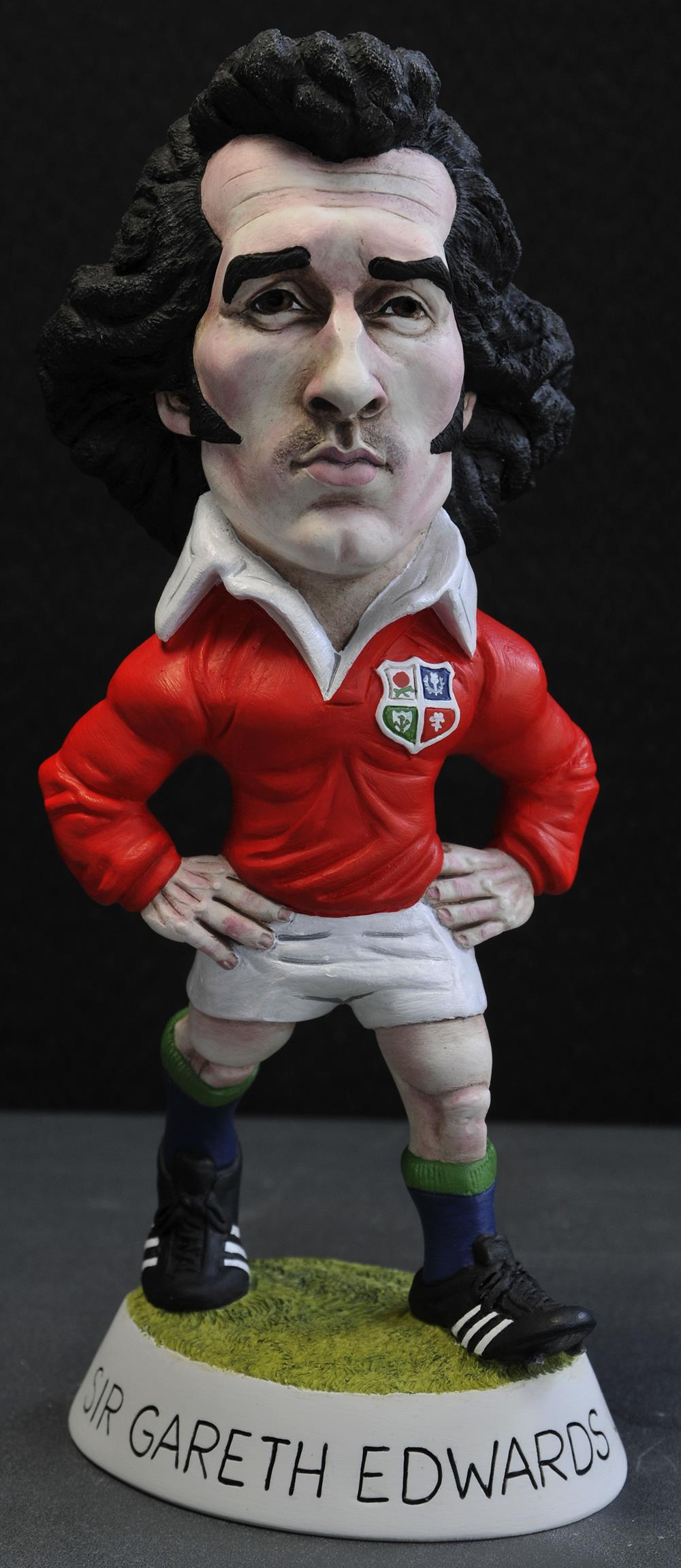 "9"" Lions Sir Gareth Edwards CBE *2-3 week delay*"