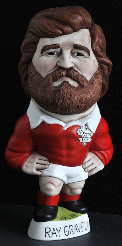 "9"" Ray Gravell"
