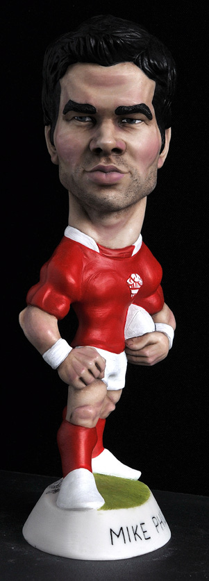 "9"" Mike Phillips *20 left*"