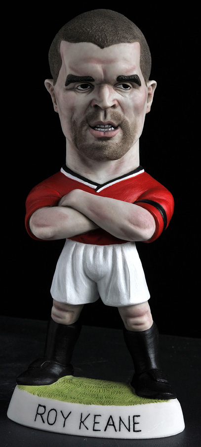 "9"" Man U Roy Keane *4-5 week delay*"
