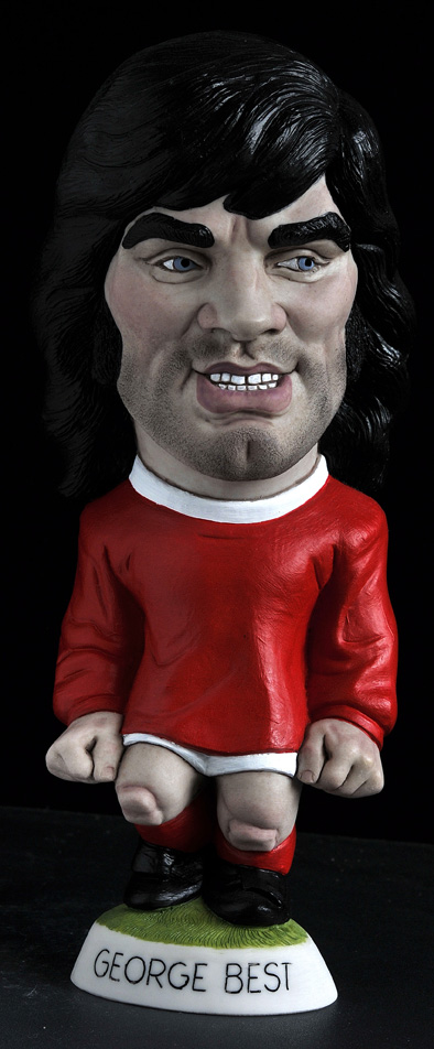 "9"" Man U George Best *4-5 week delay*"