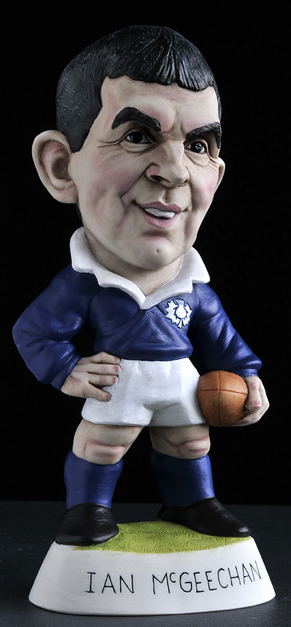 "9"" Ian McGeechan *Not Available 4 Xmas*"