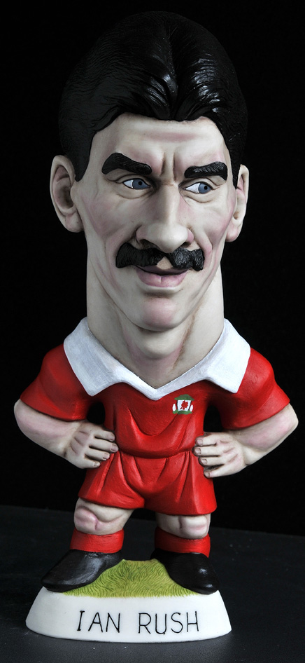 "9"" Liverpool Ian Rush *2-3 week delay*"