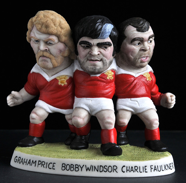 Mini '78 Wales Front Row