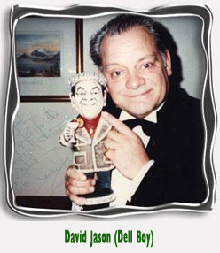 David Jason (Dell Boy)