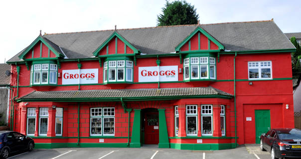 The Groggs Shop